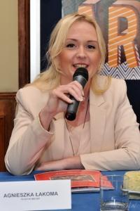 Agnieszka Łakoma - Plastyk Miejski