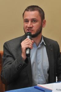 Aleksander Misztalski - Radny Dzielnicy I