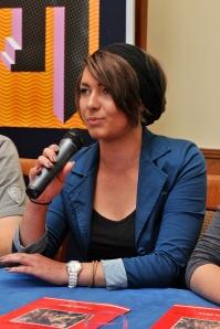 Bogusława Szczurek - studentka Edukacji Artystycznej Uniwersytetu Pedagogicznego