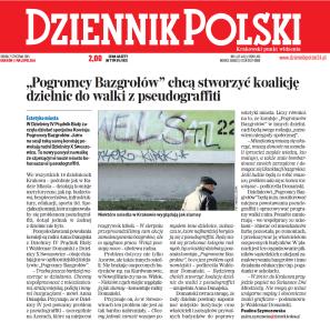 DP Pogromcy Bazgrolow 7 01 14