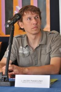 Jacek Pasieczny – dr UP