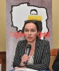 Krystyna Paluchowska - rzecznik MPO